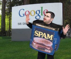 google-spam
