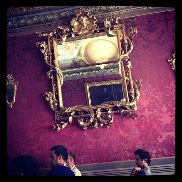 Salone Settecento Palazzo Isolani