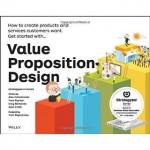 Value proposition design di Alexander Osterwalder