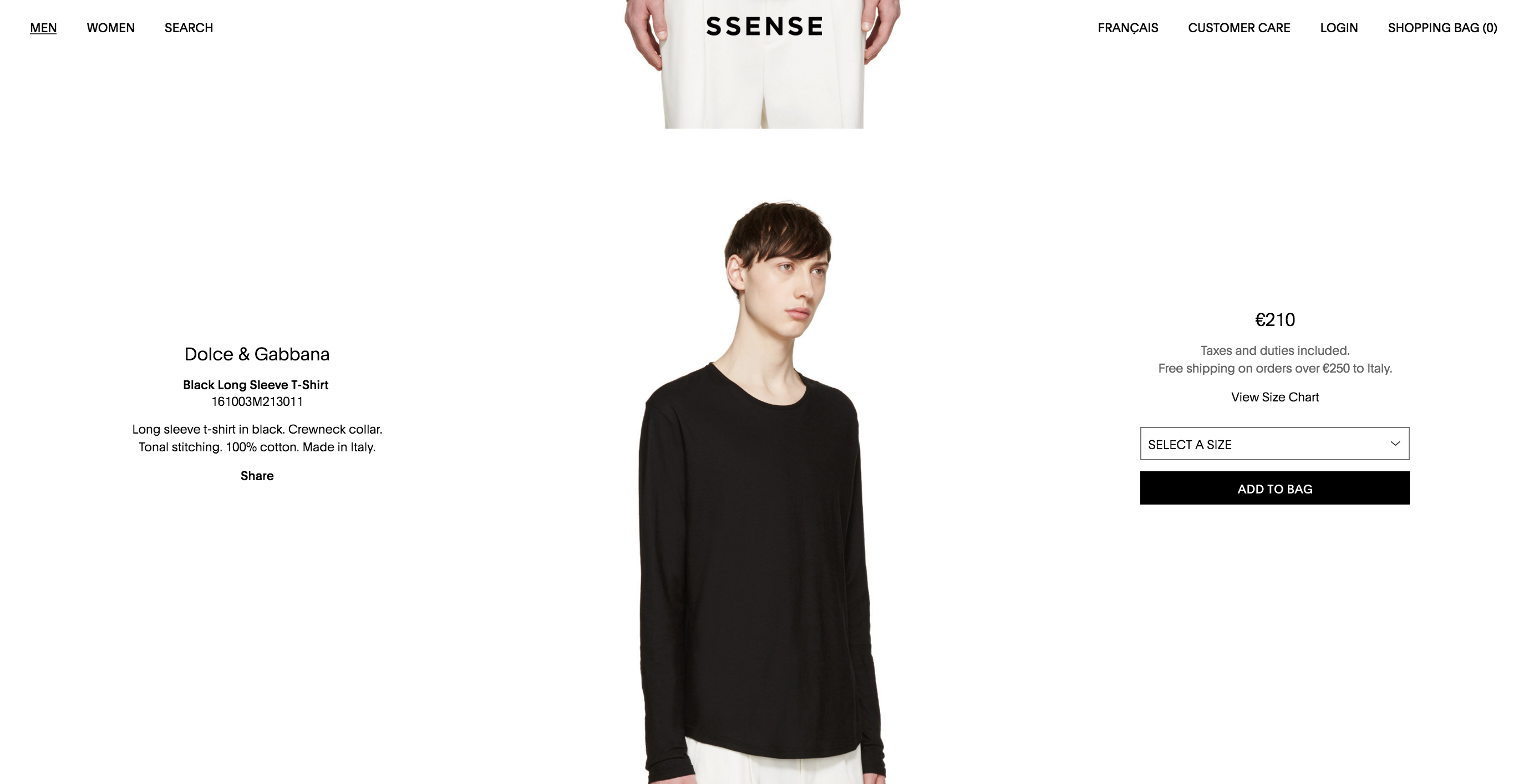 ssense-com-product-page